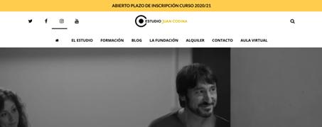 Diseño Web para Estudio Juan Codina en Madrid
