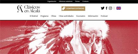 Diseño Web para Clásicos en Alcalá