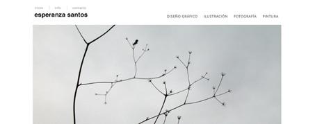 Diseño Web para Esperanza Santos